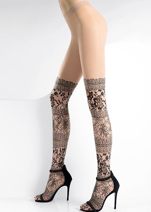 Tights Leggings Pantyhose Punk 16