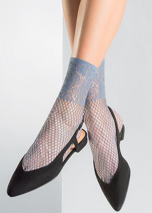 Pierre Mantoux Gilda Net Anklet