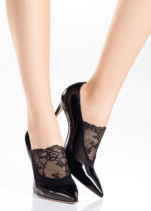 Pierre Mantoux Greta Lace Toe Cover
