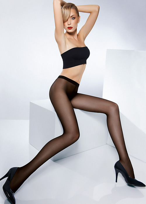 Pierre Mantoux Microtulle Tights