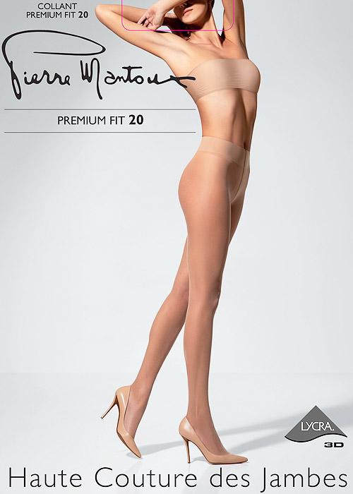 Pierre Mantoux Premium Fit 20 Tights