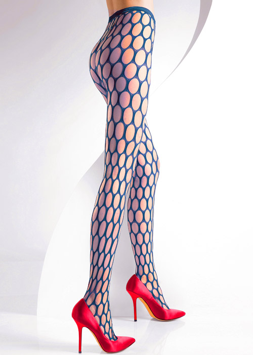 Pierre Mantoux Sibilla Net Tights