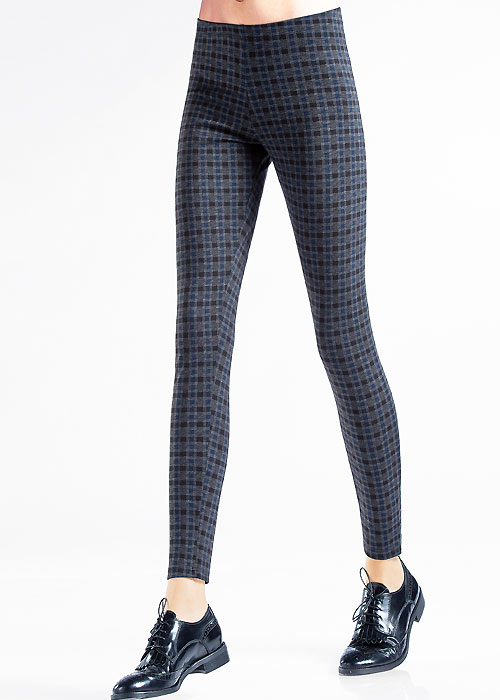 Pierre Mantoux Tie Leggings