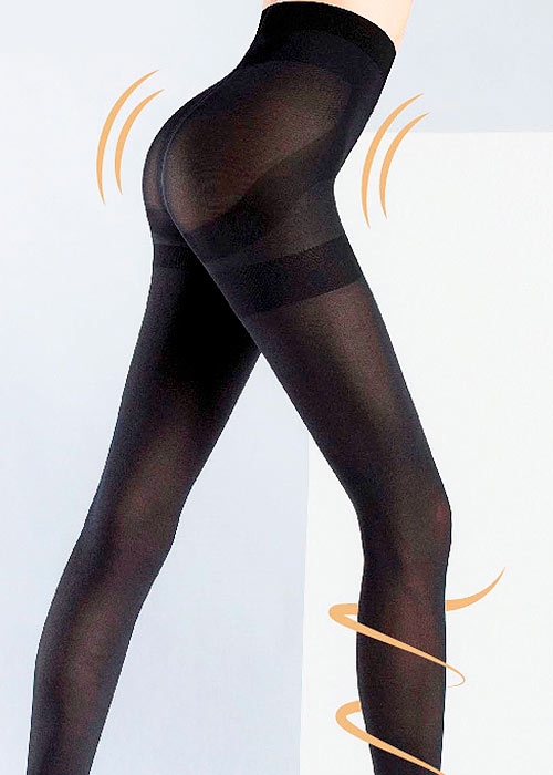 Pierre Mantoux Veloutine Supreme Shape 30 Tights Zoom 2