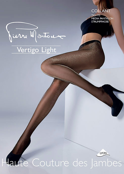 Pierre Mantoux Vertigo Lurex Tights
