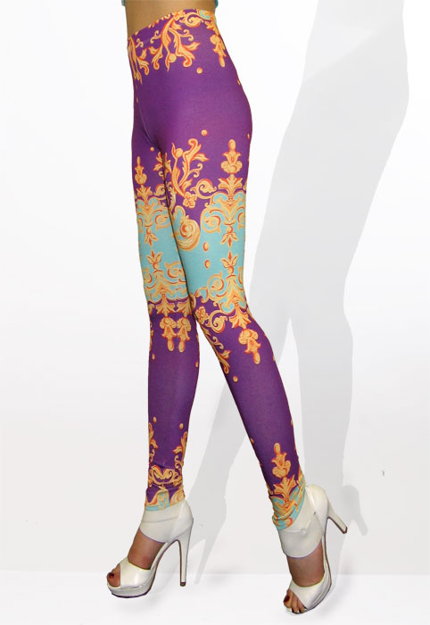 Pierre Mantoux Stucchi Leggings