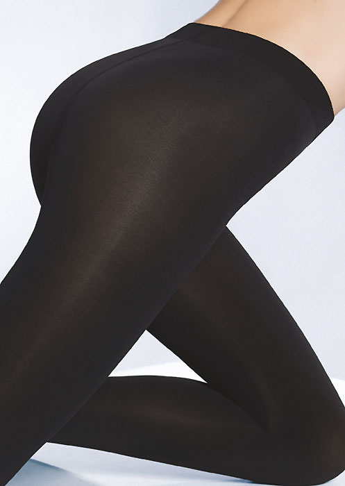 Pierre Mantoux Veloutine 100 Opaque Tights Zoom 2
