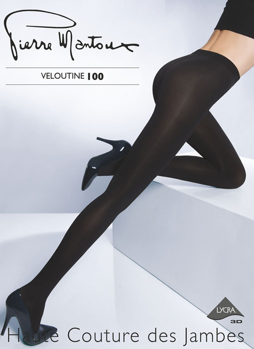 Pierre Mantoux Veloutine 100 Opaque Tights