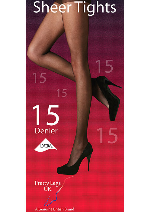 Pretty Legs 15 Denier Tights