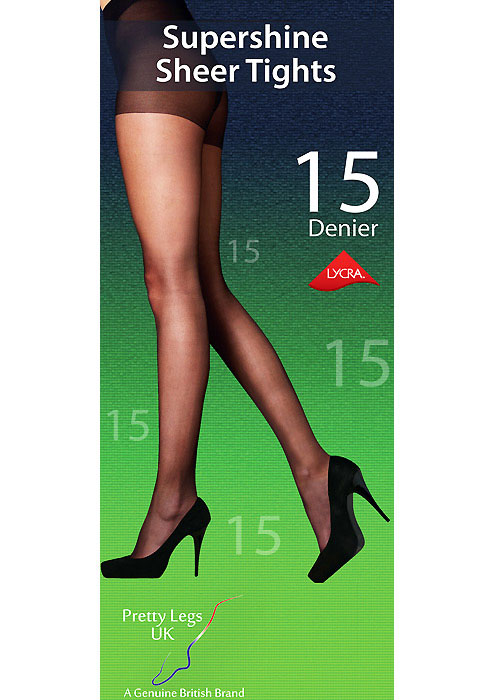 Pretty Legs Supershine Tights