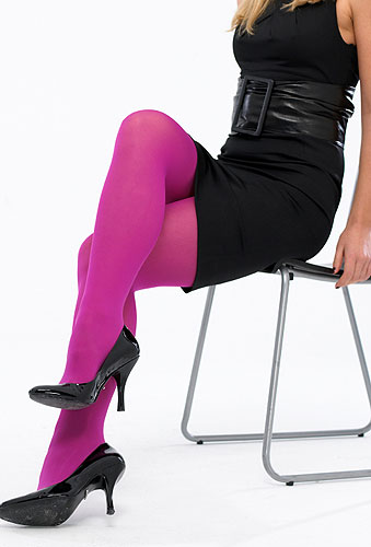 Pamela Mann 50 Denier Coloured Opaque Tights