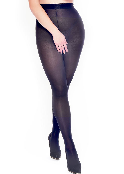 Pamela Mann 50 Denier Crotchless Tights