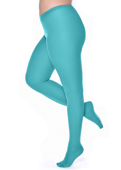 4eb174f330fa9 Pamela Mann 50 Denier Curvy Super Stretch Tights In Stock At UK Tights
