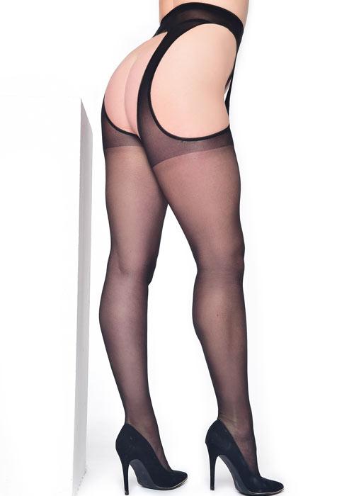 Pamela Mann Bodyfree Suspender Tights