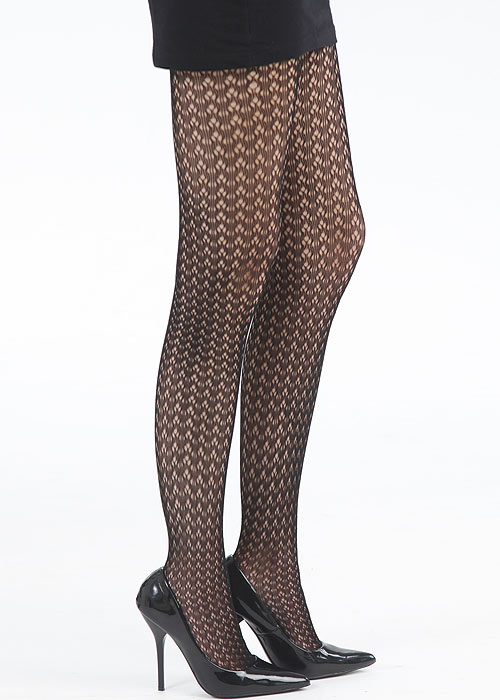 Pamela Mann Cable Knit Tights