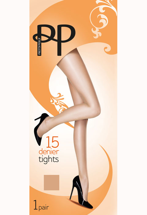 Pretty Polly Everyday 15 Denier Tights