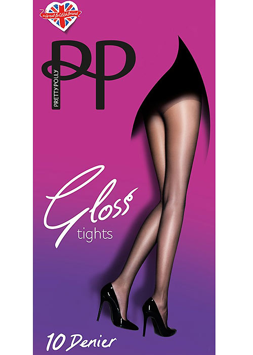 Pretty Polly 10D Gloss Tights