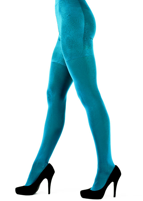 Pretty Polly 60 Denier Coloured Opaque Tights