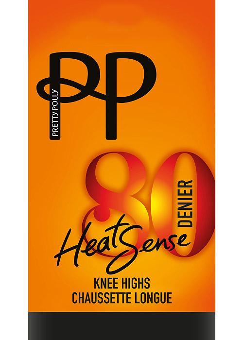 Pretty Polly 80 Denier Heatsense Knee Highs