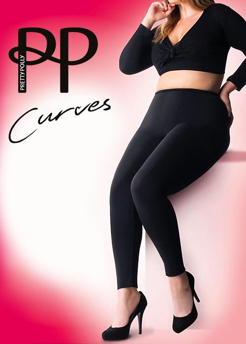 Pretty Polly Curves Smooth Leggings