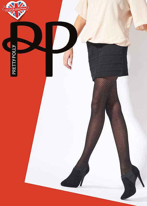a1792c314 Pretty Polly Diamond Tights In Stock At UK Tights