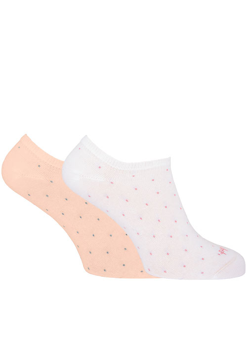 Pretty Polly Lurex Spot Trainer Liner 2PP