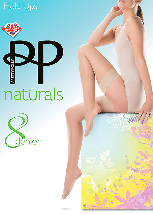 Pretty Polly Naturals Hold Ups