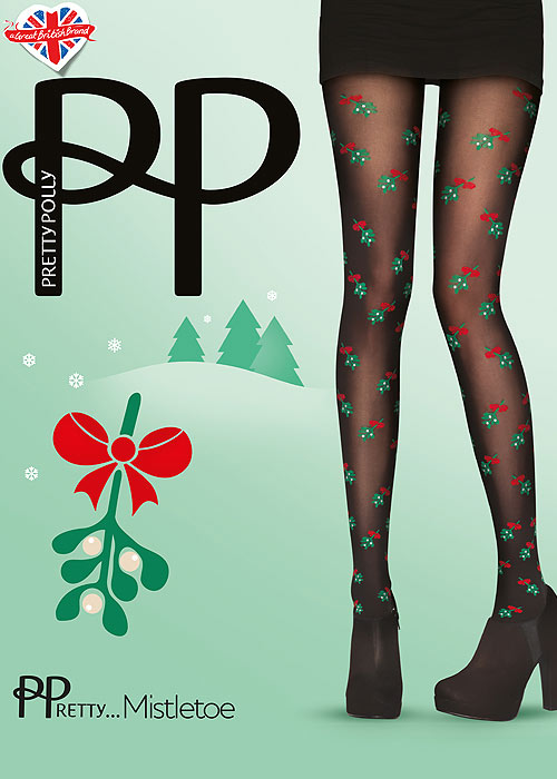 Pretty Polly Pretty Mistletoe Tights