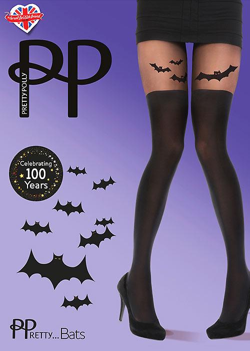 Pretty Polly Scary Bats Tights