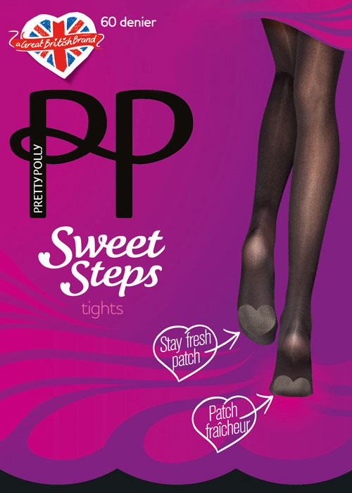 Pretty Polly Sweet Steps Odour Control Tights