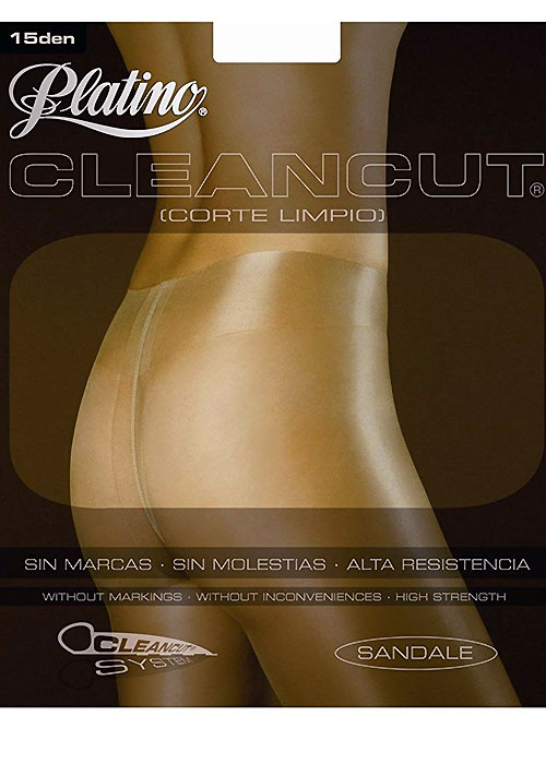 Platino Cleancut 15 Denier Tights