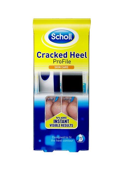 Scholl Cracked Heel Profile