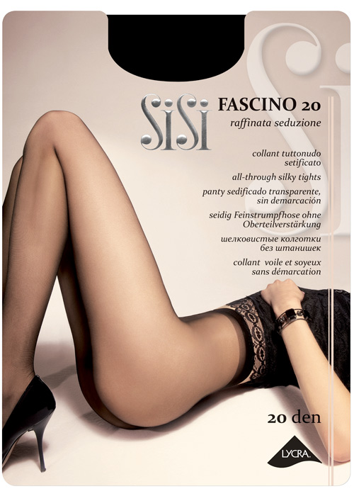 Sisi Fascino 20 Tights Zoom 2