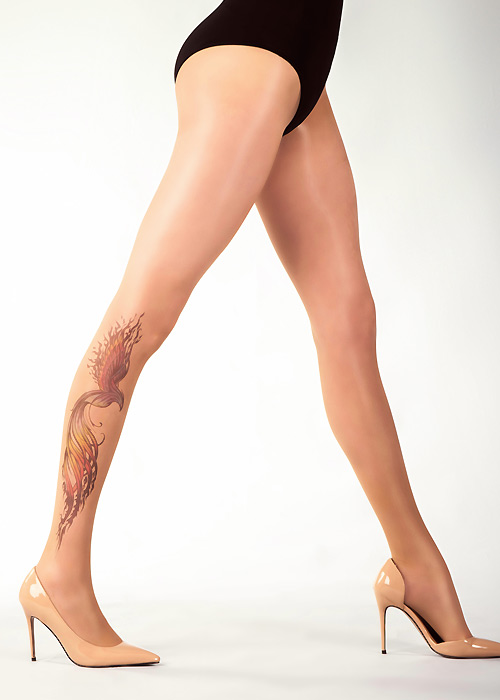 Stop And Stare Firebird Tights