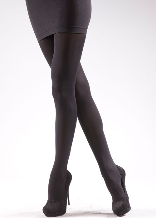 Oct 13, · Opaque tights range from denier. The higher the denier number the thicker the material weave making them more opaque and harder to Status: Resolved.