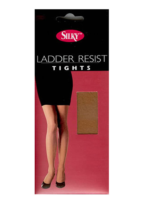 Silky Ladder Resist Tights