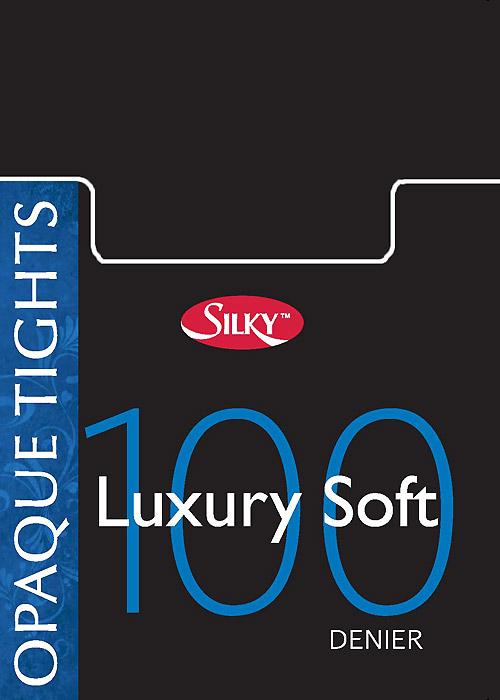 Silky Luxury Soft 100 Denier Opaque Tights
