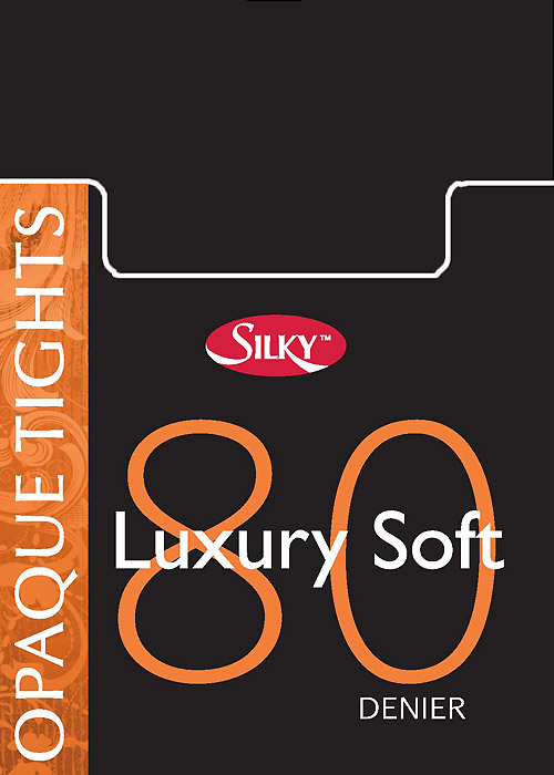 Silky Luxury Soft 80 Denier Coloured Opaque Tights