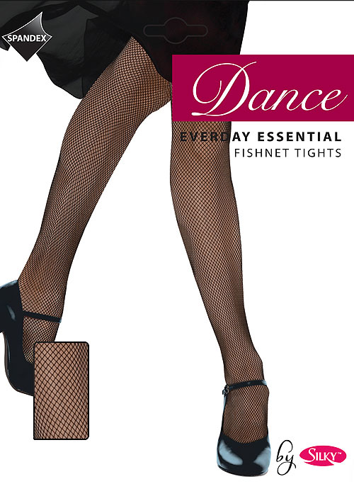 Silky Adult Fishnet Dance Tights