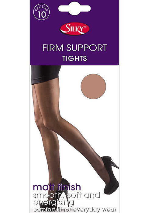 Silky Firm Support Tights