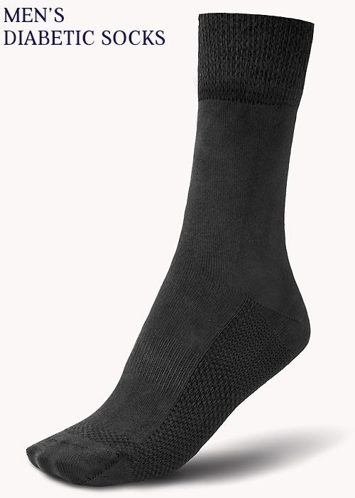 Silky Mens Diabetic Socks