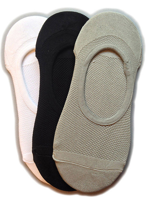 Silky Trainer Liners 3 Pair Pack