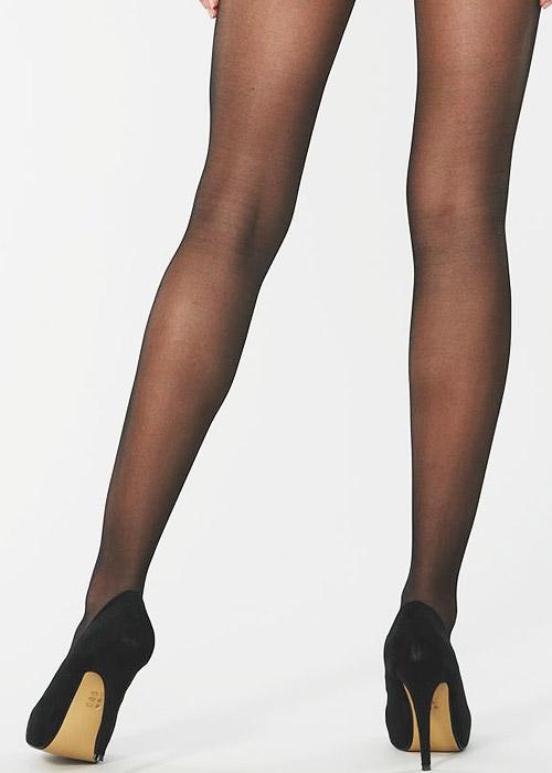 Tiffany Quinn Smooth Knit Sheer Tights 3 Pair Pack