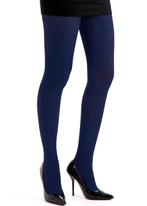 Tiffany Quinn 70 Denier Navy Tights