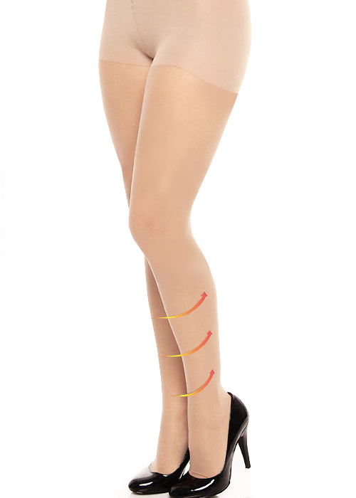 Tiffany Quinn 15 Denier Light Support Tights 3PP