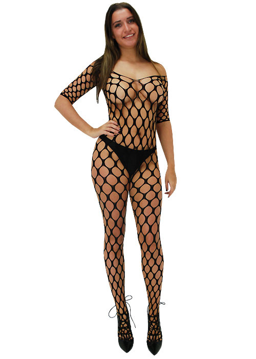 Tiffany Quinn Martina Crotchless Bodystocking