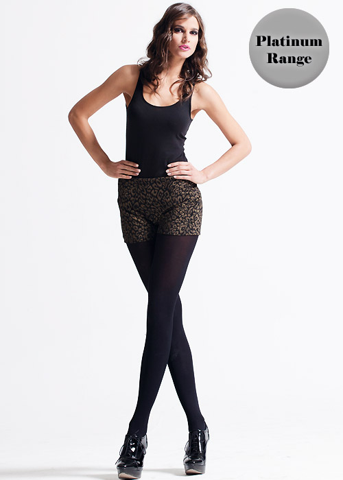 Tiffany Quinn Platinum Range 200 Denier Opaque Tights