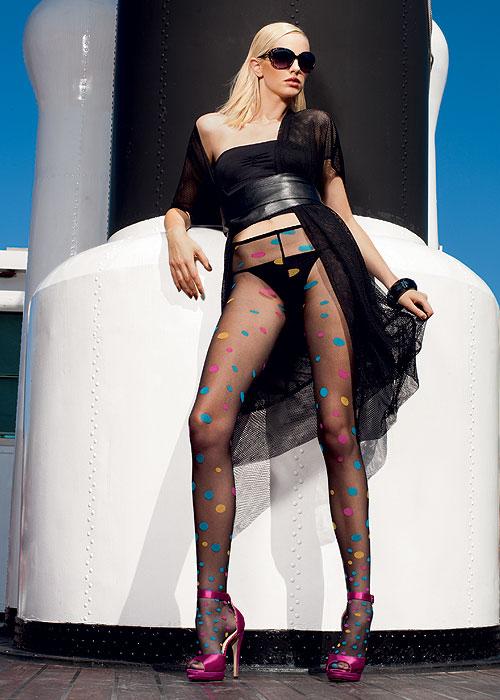 Trasparenze Bubble Fashion Tights