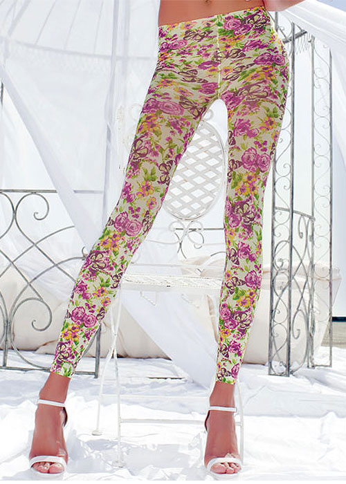 Trasparenze Concerto Footless Tights