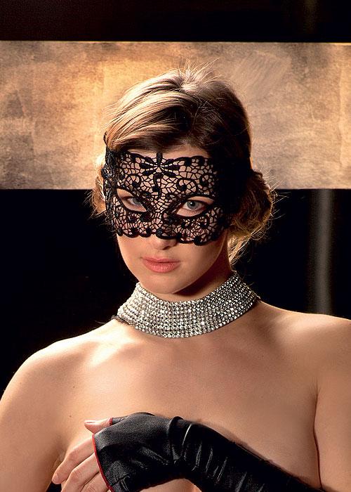 Trasparenze Demi Mask